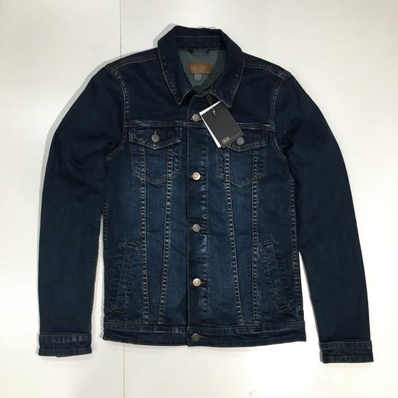 ef71f05fef6 ASOS Jackets & Coats | Nwt Super Skinny Denim Jean Jacket Xs | Poshmark